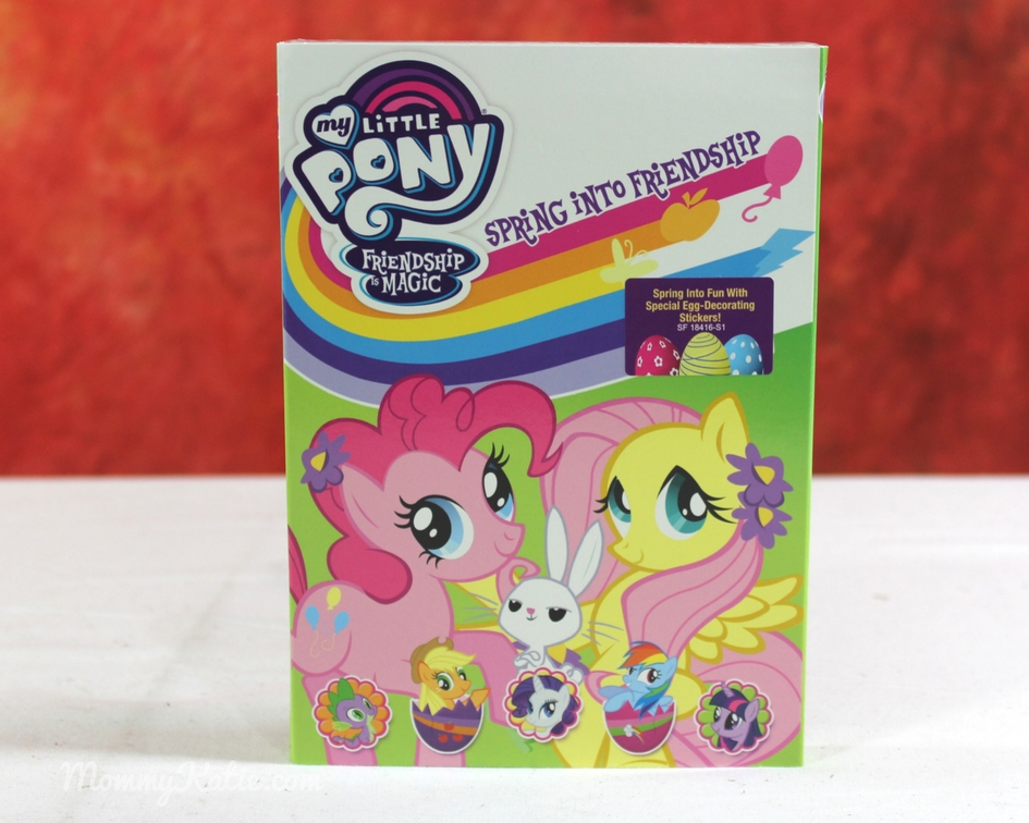 Giveaway My Little Pony Friendship Is Magic Spring Into Friendship