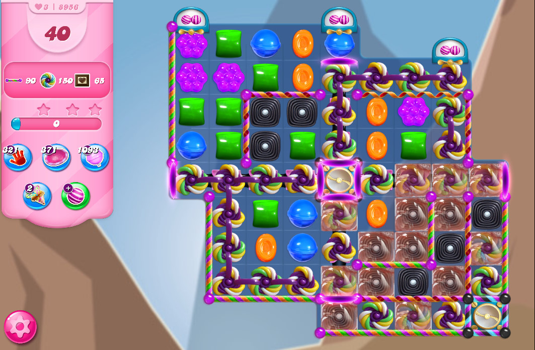 Candy Crush Saga level 8956