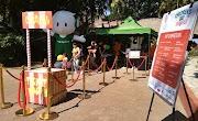 Bahagia di Childrens Day Carnival Aruna Resort Sengigi