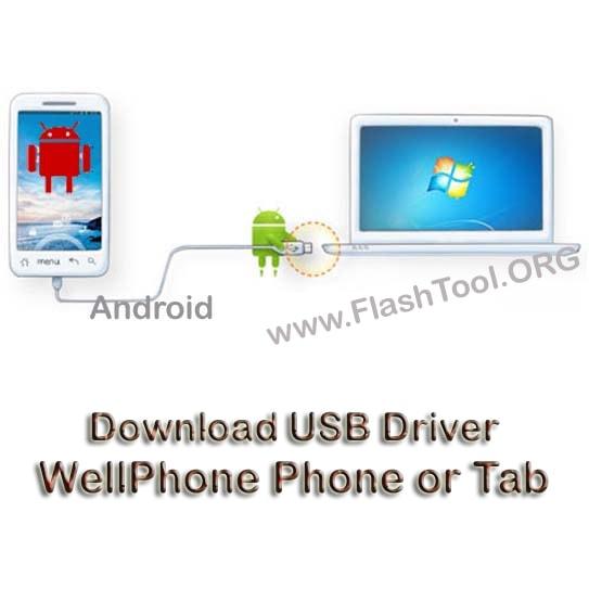 Download WellPhone USB Driver
