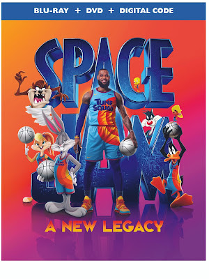 Out of 895 entries, big congrats to Olivia P.-- ChiIL Mama's winner of a SPACE JAM: A NEW LEGACY DVD