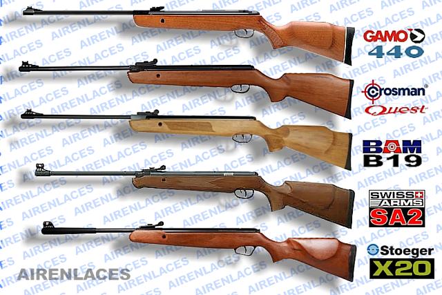 Clones rifles de aire