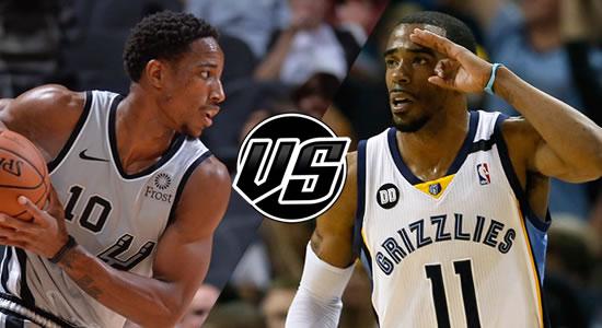 Live Streaming List: San Antonio Spurs vs Memphis Grizzlies 2018-2019 NBA Season
