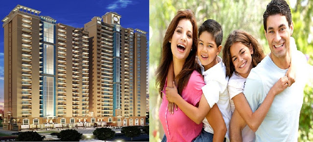 Buy Futuristic Home at Ajnara Klock Tower