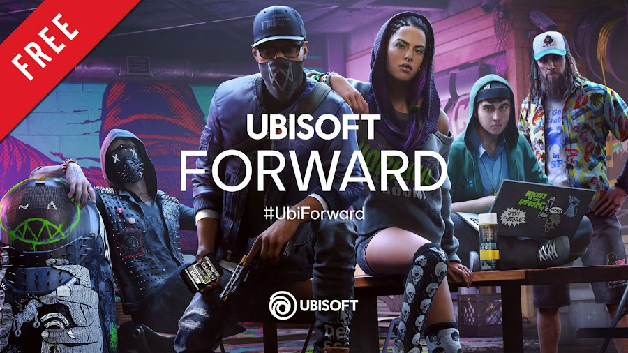 watch dogs 2 free ubi forward event free pc game ubisoft store action adventure uplay limited time offer extended