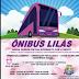 ÔNIBUS LILÁS estará em Cantagalo