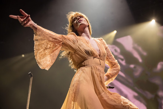Florence + The Machine en Palacio de los Deportes