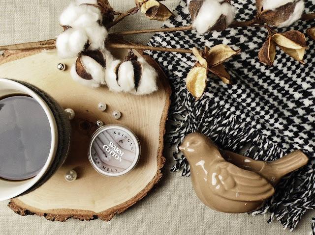 Kringle Candle Warm Cotton
