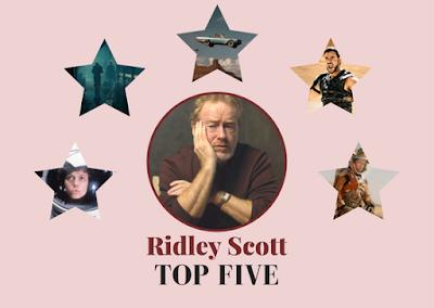 Top Five Ridley Scott