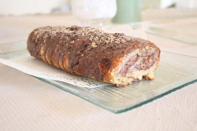 IMG 2770 - עוגת אגוזים וקרם מוקה משגעת לפסח