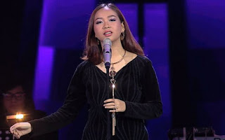 Gloria Jessica The Voice Indonesia - A Sky Full Of Stars mp3 download