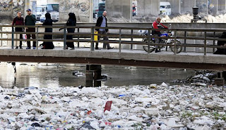 Egypt's Environment Ministry discusses pollution management aid with World Bank