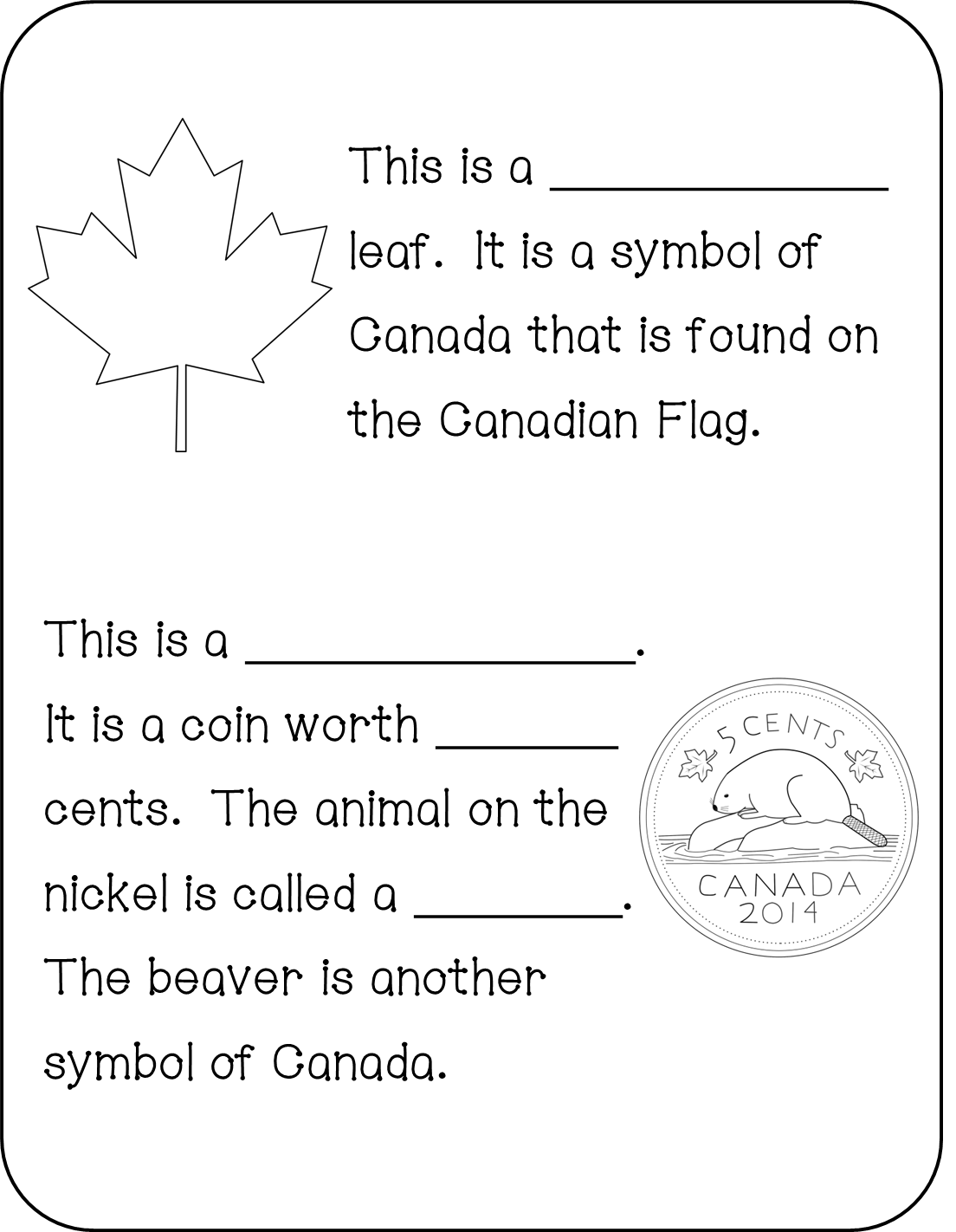 One Teacher S Adventures All About Canada