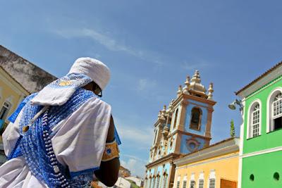 Foto Fernando Vivas  - Matéria Carnaval da Bahia - BLOG LUGARES DE MEMÓRIA