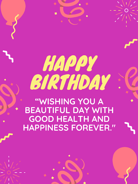 Images of Happy Birthday with Quotes - ImagesHappyBirthday.com