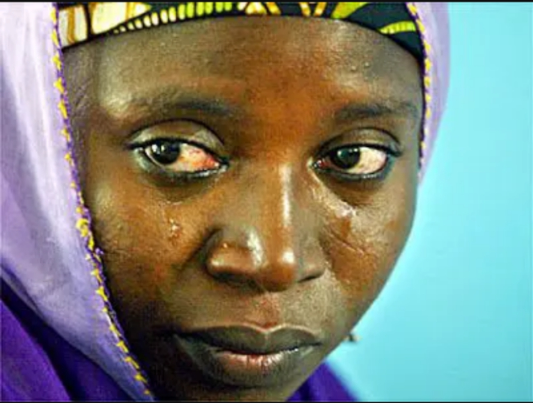 Meet Amina Lawal the second Nigerian woman to be sentenced to death