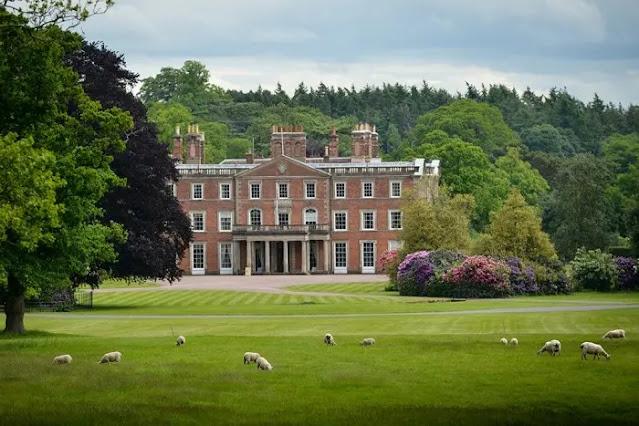 Weston Park Shropshire (England)