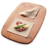Pizza Pocket Wreath Recipe - Step 1