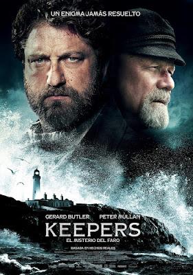 descargar Keepers, el misterio del faro en Español Latino