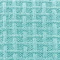 Knit Purl 41: Lattice With Seed Stitch | Knitting Stitch Patterns.