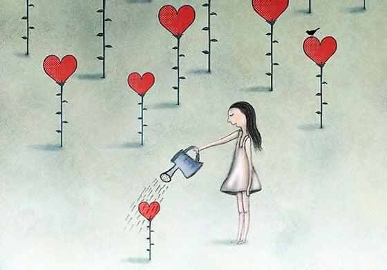 Nadie pierde por dar amor
