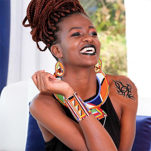 Les bijoux africains made in Sénégal : Mode, accessoires, bijoux, ethnique, tendance, wax, collier, noire, boucle, d'oreille, bracelet, LEUKSENEGAL, Dakar, Sénégal, Afrique
