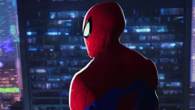 spider man into the spider verse new images