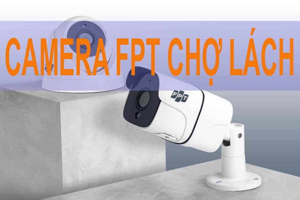 đăng ký camera fpt tại chợ lách