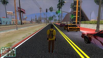 GTA San Andreas GTA V Lite Edition 2021 Best Mod