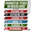 www.seuguara.com.br/Brasileirão 2020/chances de título/