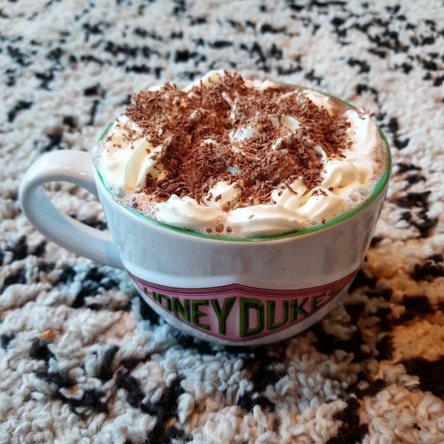 slimming world hot chocolate with cream
