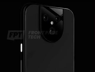 هكذا يبدو شكل و تصميم هاتف Pixel 5 الجديد من Google