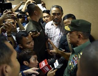 Panglima TNI : Pancasila Sebagai Pemersatu Bangsa