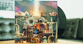Flying Lotus mit seinem neuen Album Flamagra   FRISCH AUFGELEGT IN DER ATOMLABOR PLATTENKÜCHE ODER 'WELCHES VINYL ICH GERADE SO HÖRE'