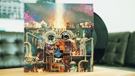 Flying Lotus mit seinem neuen Album Flamagra | FRISCH AUFGELEGT IN DER ATOMLABOR PLATTENKÜCHE ODER 'WELCHES VINYL ICH GERADE SO HÖRE'