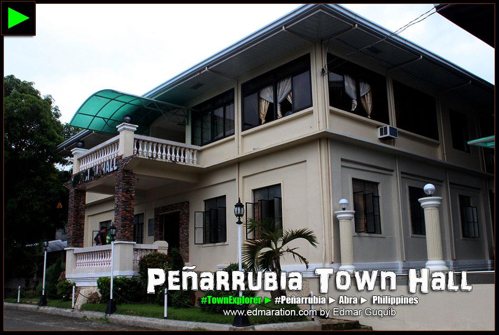 PEÑARRUBIA, ABRA TOWN HALL
