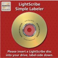Masterizzare etichette sul CD o DVD