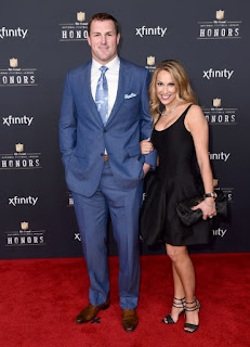 Jason Witten With His Wife