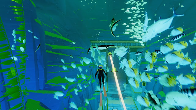 ABZÛ PlayStation 4 game review