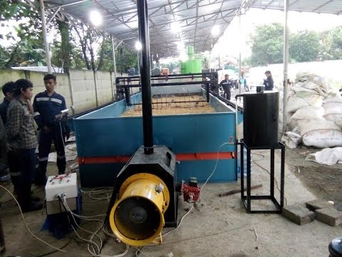 Mesin box dryer - Mesin Pengering