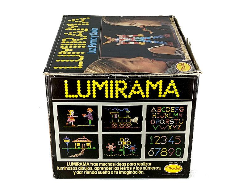 Lumirama Madel caja 2
