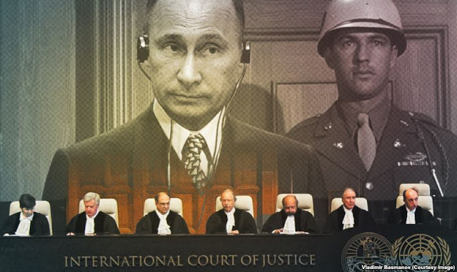 Колаж із сайту росіянина Володимира Басманова