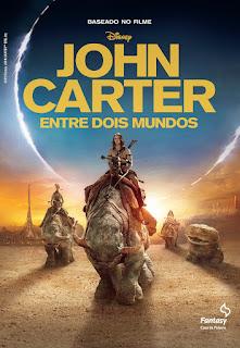 Baixar John Carter: Entre Dois Mundos Torrent - BluRay Dual Áudio