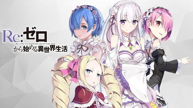 Rekomendasi Anime Fantasy Terbaik Sepanjang Masa