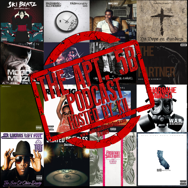 Apt. 5B Podcast Hosted by Kil: The Dopest Slept on Albums From 2010-2019
