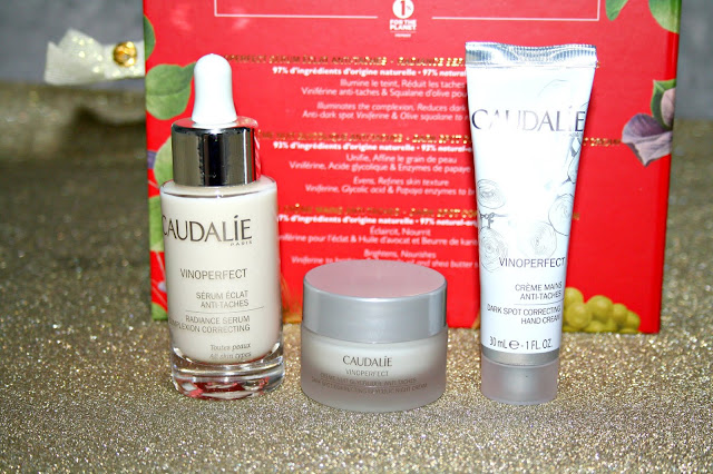Caudalie Vinoperfect Radiance Ritual Anti-Dark Spot gift set