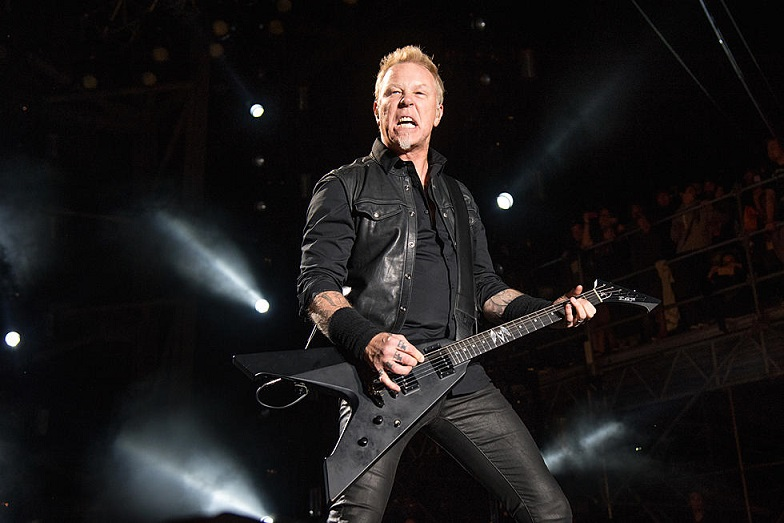 Tidak Hanya Main Musik, ternyata Metallica Juga Main Film