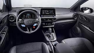 Hyundai'nin ilk sportif SUV modelinde iç mekan tasarımı açısından beklentileri karşıladığını söylemek çok da yanlış olmaz.