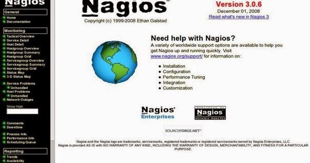 3.0.6 TÉLÉCHARGER NAGIOS
