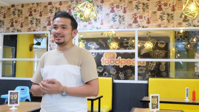 Pemilik Foodpedia Pemuda Kuliner Jakarta